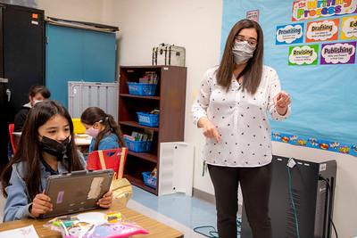 Diana Vargas, Winston Elementary