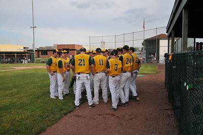 Saydel Varsity Baseball - Colfax Mingo 2010
