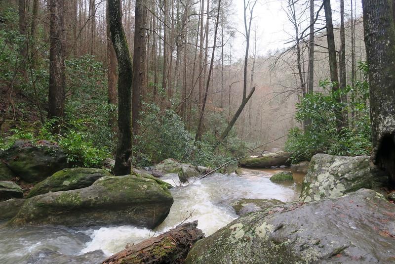Opossum Creek Falls