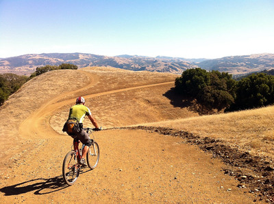 Pleasanton Ridge: Sep 29, 2013