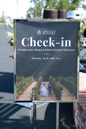 2019.04.30 Mountain Winery Global Gourmet Showcase