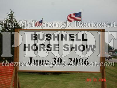 2006 Bushnell Horse Show 06-30-06