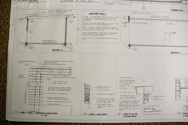 Garage Roof Plans