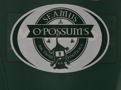 Seamus Opossum  - March 2018