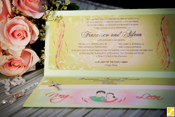 Nong and Aileen Wedding Preview