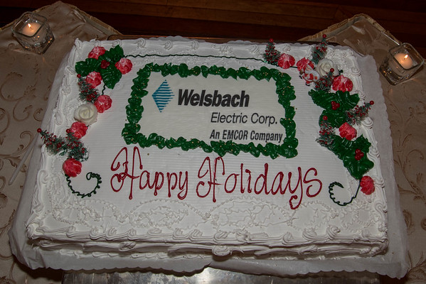 Welsbach Holiday Party