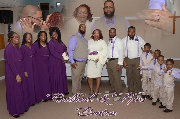 Mr and Mrs Benton