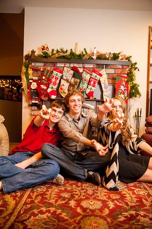 Hill 2014 christmas photos