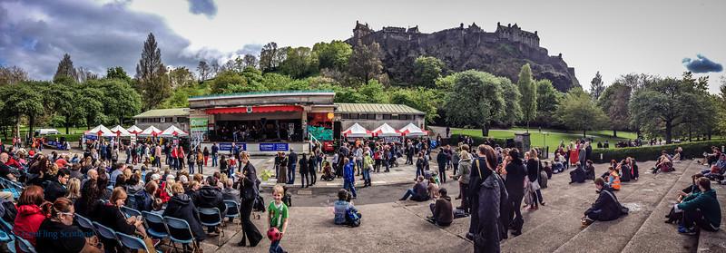 Edinburgh Fair Trade Fiesta 2014