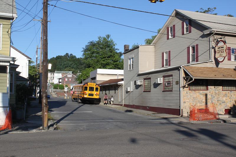 Spruce Street to be Closed, Tamaqua, 8-29-2011 (12).JPG