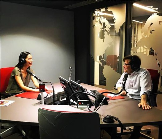 Interviews in RFI / Entrevistas Radio France Internacional
