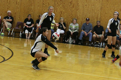 BL Varsty. Vball @ Pearland Game 8 (8/16/2014)