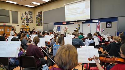 LNS Orchestra - Maestro Polochick