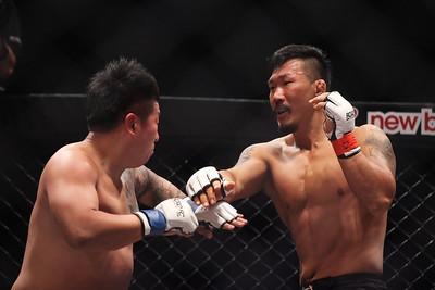Kim Dae-Sung vs Park Jung-Kyo