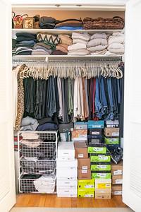 Closet Cleanout : Juliet