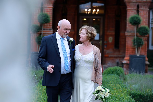 Robert & Brenda