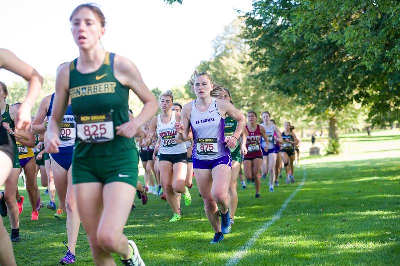 2019 - University of Minnesota hosts the Griak