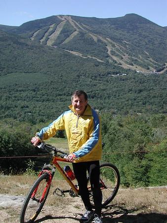 Waterville Valley Biking - Sept. 2002