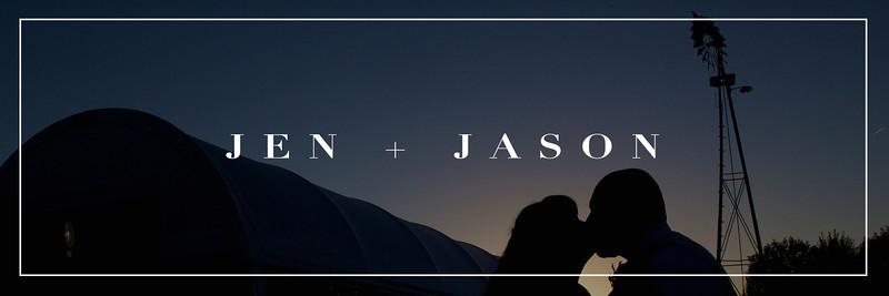 Jen + Jason