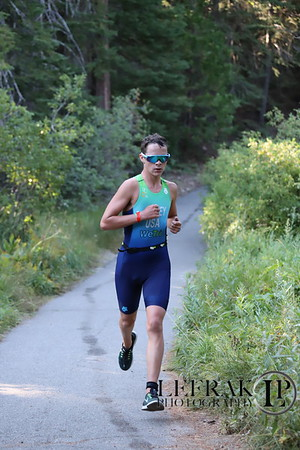Lake Tahoe Tri Sprint Run