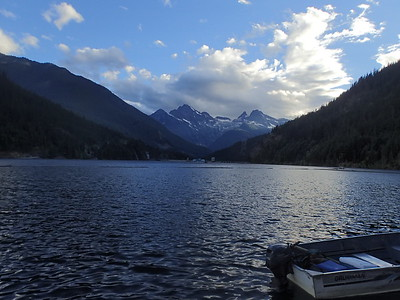Ross Lake - Summer of 16 - Aug and Sept Trips
