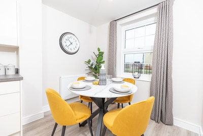Example shoot 3 bed home, Exeter
