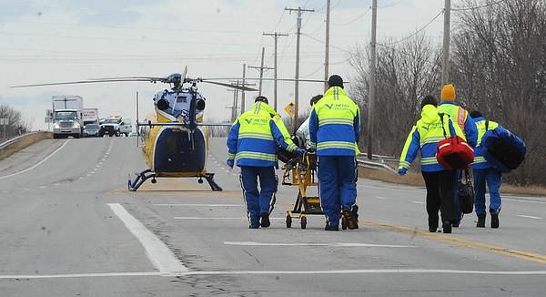 Middle Ridge Route 57 head-on crash