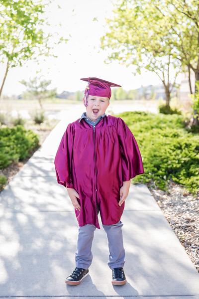 VRA Graduation Sawyer
