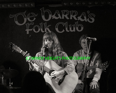 John Spillane and Sive, De Barra's