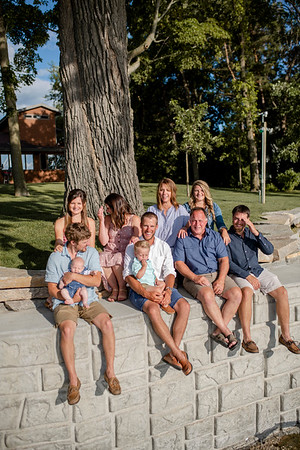 Sabel | Wisconsin Backyard Family Session