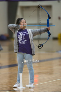 Archery Tournament, February 23