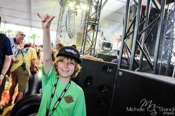Hangout Music Festival  2012-20xx