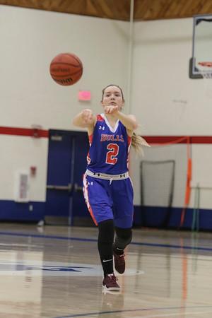 Girls' Varsity Basketball vs. Vermont Academy | January 17