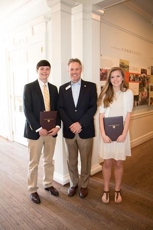Bishops Scholarship Award Winners