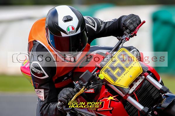 CB500 Senior & F/Man Mallory Park TSGB 2021