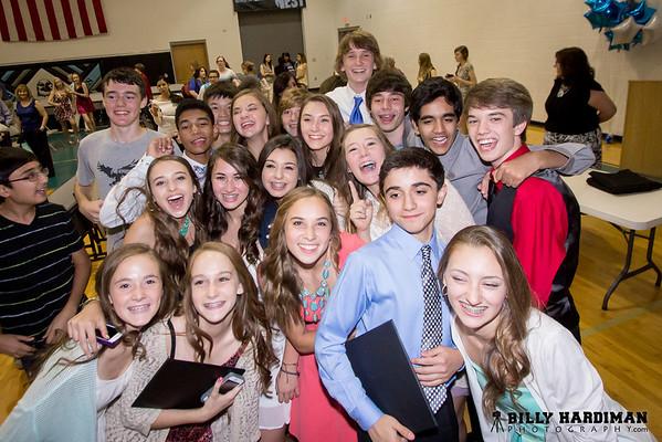 Horizon Honors 8th Grade Promotion