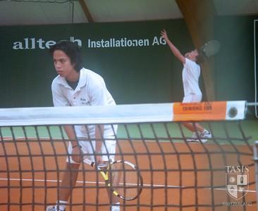 Tennis Spring 2009