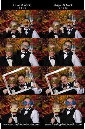 Kaye and Nick PhotoStrips