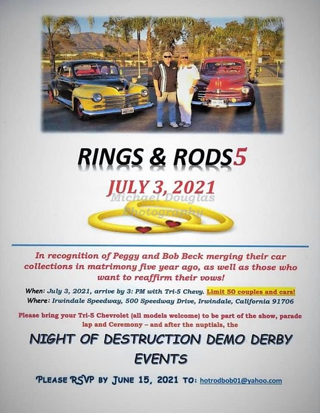 Rings and Rods
