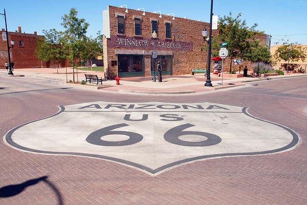 Winslow, Arizona  9/29/2011