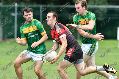 Donegal v Young Irelands 8/6/2017