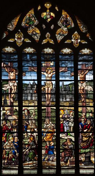 Bar-sur-Seine, Church of Saint-Stephen Crucifixion