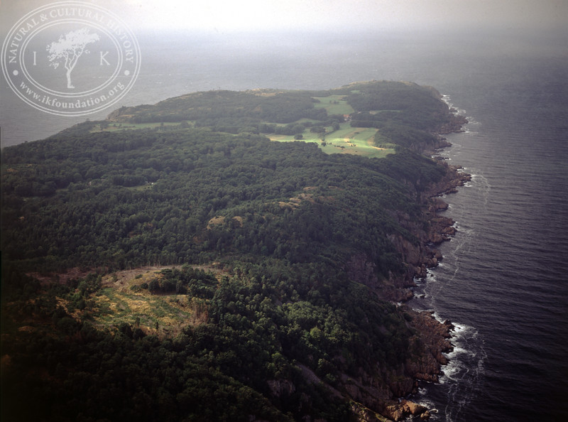 Kullen peninsula, Kullaberg north (1990) | PH.0083