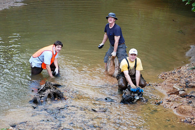 6.13.12 Piney Run Cleanup