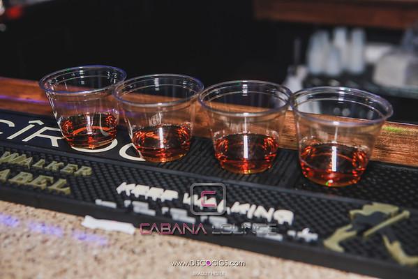 Cabana Lounge ATL Saturdays | 8-11-16