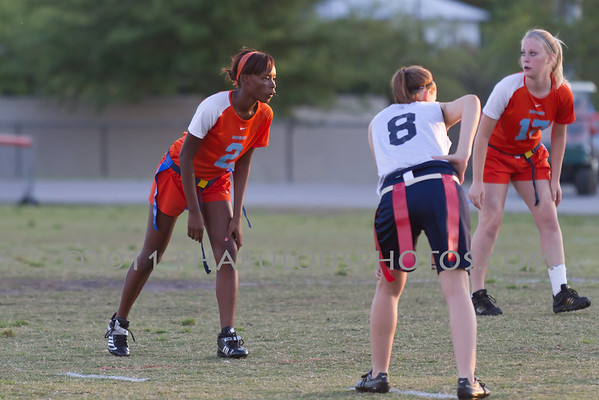 Boone Varsity Flag Football - 2011 #17