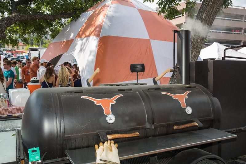 UT Austin Tailgate at it's Best!