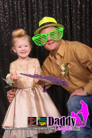 Daddy-Daughter Dance 2019