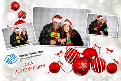 Boys and Girls Club Holiday Party 2018