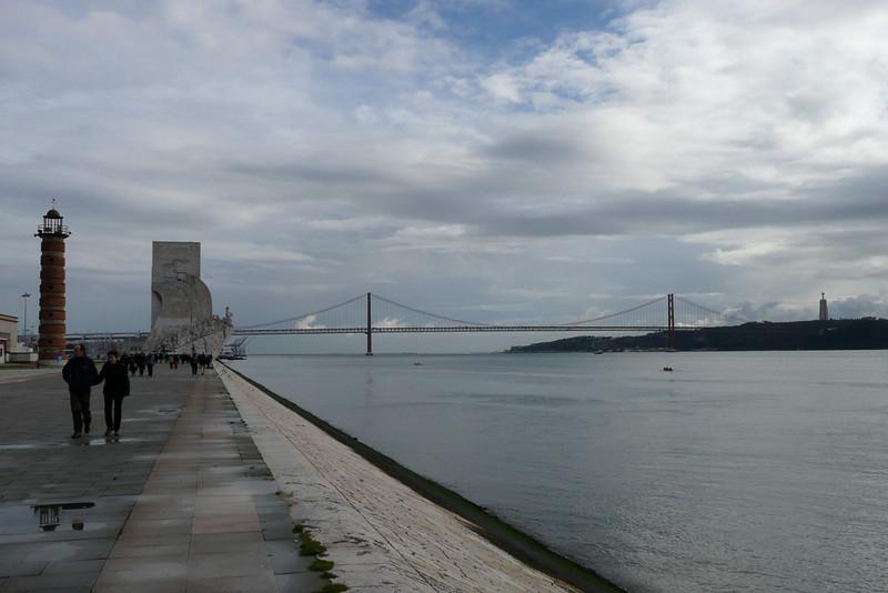 Rio Tejo. Belém, Lisbon